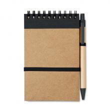Carnet éco | A6 | 80 pages | Avec stylo | 8763789