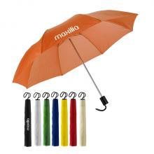 Parapluie pliable à l'intérieur du manche | Ø 90 cm