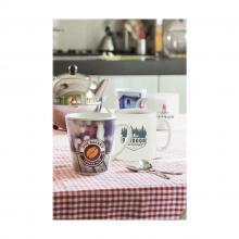Mug | Quadrichromie | Céramique | 350 ml | 113FCConisch