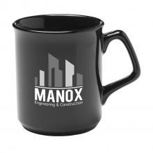 Mug coloré | Céramique | 300 ml | 733023C Noir