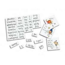 Jeux de mots | Magnétique | A6 | 40 mots