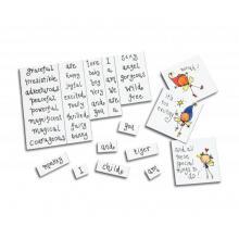 Jeux de mots | Magnétique | A4 | 160 mots