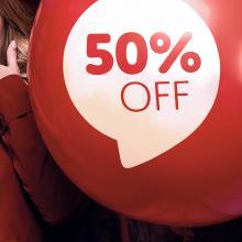 Ballon géant | 55 cm | Budget | 945501