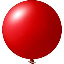 Ballon géant | 55 cm | Budget | 945501 Rouge