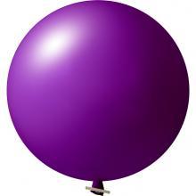 Ballon géant | 55 cm | Budget | 945501 Violet