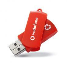 Clé USB eco plastique   1-16 Go