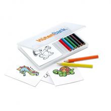 Coffret crayons |28 couleurs | Figurines
