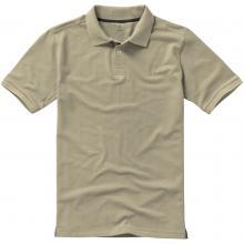 Polo luxe | Homme | 9238080 Kaki