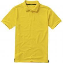 Polo luxe | Homme | 9238080 Jaune