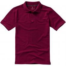 Polo luxe | Homme | 9238080 Bordeaux