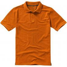 Polo luxe | Homme | 9238080 Orange
