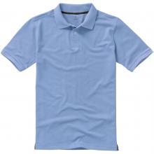 Polo luxe | Homme | 9238080 Bleu Clair