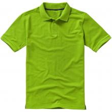 Polo luxe | Homme | 9238080 Vert pomme
