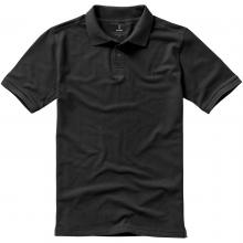 Polo luxe | Homme | 9238080 Antracite