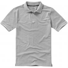 Polo luxe | Homme | 9238080 Gris