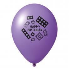 Ballon promotionnel   35 cm   Petit prix   94901001 Lila