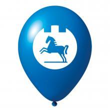 Ballon promotionnel   35 cm   Petit prix   94901001 Moyen bleu