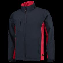 Soft Shell Jacket   Tricorp Workwear   Unisexe   97TJ2000 Marine / Rouge