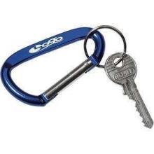 Porte clé | Métal | Gravé | Mousqueton