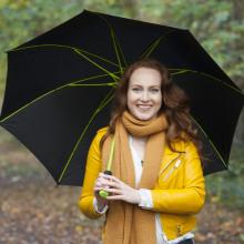 Parapluie Colorado Black | Automatique | Ø 103 cm