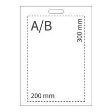Sac plastique | A4 | 50 microns | Meilleur prix | 108PS07