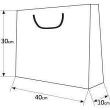 Sac papier de luxe | Format A3 | Laminé | 108GL08