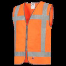 Gilet de sécurité personnalisé | Fermeture zip | Petite quantités