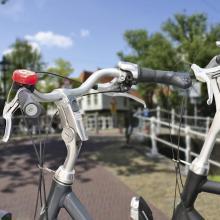 Sonnette de vélo BikeBell | Quadrichromie | 733553