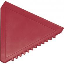 Grattoir à glace   Triangle   Plastique   8038761 Rouge