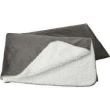 Couverture de luxe pour la maison | Micromink avec sherpa | 190 gr/m2