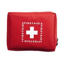 Trousse de premiers secours personnalisée   27 Pièces