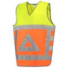 Gilet de sécurité personnalisé | Réflexion norme EN471  | Petite quantités.