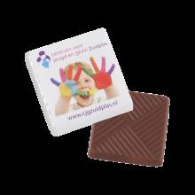 Carré chocolat | Petit | 5 gr.
