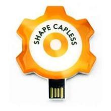 Clé USB | En toute forme possbible | 4 Go