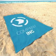 Serviette de plage avec Tissage | 400 g | 180x100 cm