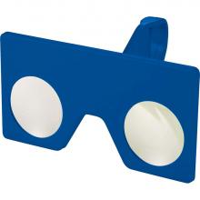 Reality Glasses with Clip   92134221 Bleu Royal