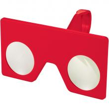 Reality Glasses with Clip   92134221 Rouge