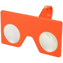 Reality Glasses with Clip   92134221 Orange