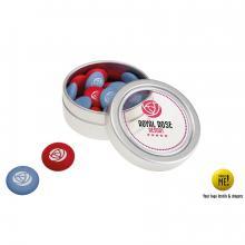 Boite bonbon smarties  | 15 g | Différentes couleurs
