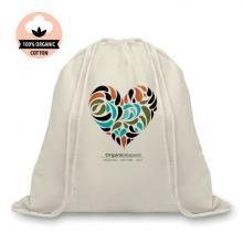 Sac à dos | Coton biologique | 105 gr/m2