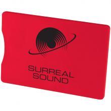 Protecteur de carte de crédit   RFID   92134226 Rouge