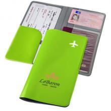 Porte documents de voyage | Pochette | PVC