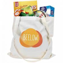 Sac en coton | Beige | 125 gr/m2 | Certifié OekoTex100 | 72201020