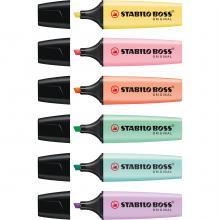 Stabilo Boss Original | Pastel | 12814070P