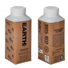 Bouteille d'eau en carton | 330 ml | Quadrichromie | 6101EW330ML Brun