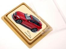 Chocolat carte de crédit