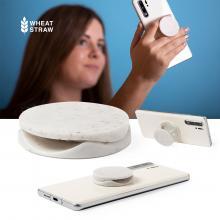 Support pour smartphone | Paille de blé