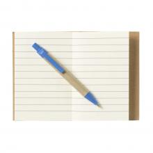 Carnet éco | Format A7 | Avec stylo | 733640