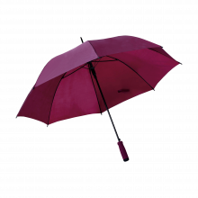Parapluie   Automatique   Polyester   Ø 94 cm   734833 Rouge foncé