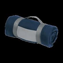 Plaide en polaire   SuperSoft   185 gr/m2   735411 Bleu
